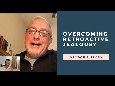 """""""Get Over Your Partner's Past Fast"""" student testimonial - George"""