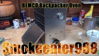 BEMCO Backpacker Oven