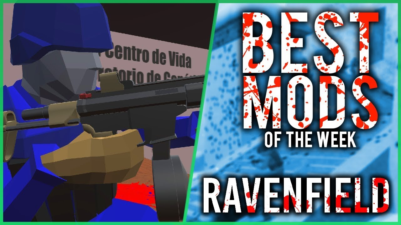 6 AMAZING Weapon Mods | Best Ravenfield Mods Of The Week #3 by The Hard Croc