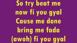 Popcaan - Cah Believe LYRICS (Follow @DanceHallLyrics )