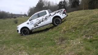 MAINWELLE MOBIL - Der neue Ford Ranger im Test