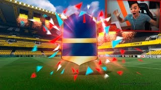 FIFA 17   МНЕ ВЫПАЛ ВОЛКАУТ ТОТС АПЛ!!!