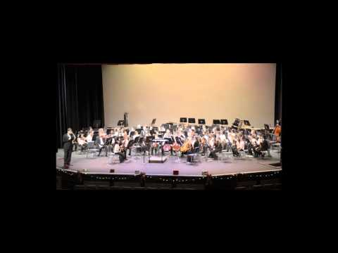 Creative Young Artists 2015 Holiday Concert