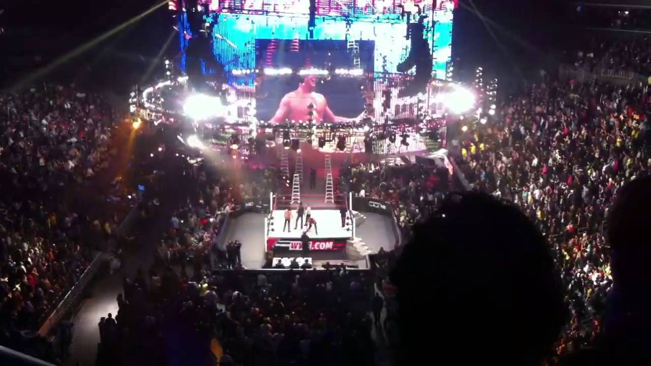WWE TLC Tables Ladders  Chairs at Barclays Center