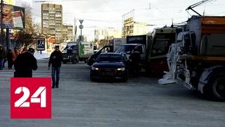 Погода устроила стресс-тест московским водителям