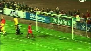 Украина - Грузия 3:2. Отбор к ЧЕ-2008 (обзор матча).
