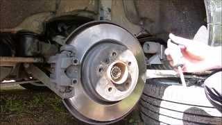 Comment régler le frein à main sur BMW E90 E91 E92 E93