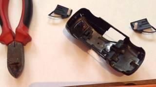 Тюнинг и Обзор моделек №2 Как сделать Ламбо двери приоре