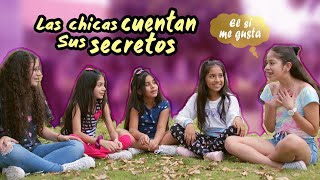 EL SECRETO DE AMOE DE LAS CHICAS ( PARTE 1 )