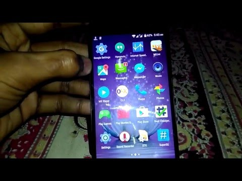 Micromax canvas Xpress 2 E313 Root Lollipop+Install philz Recovery
