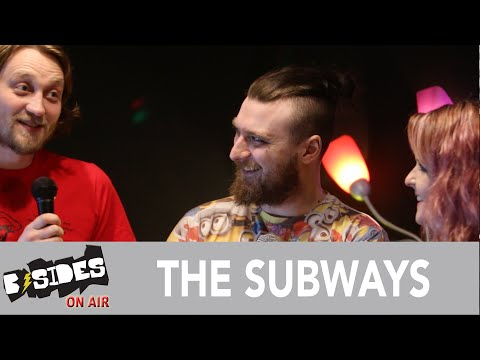 B-Sides On-Air: Interview - The Subways Talk Acoustic EP, Future Plans
