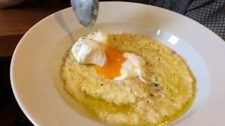 ДЕКОНСТРУКЦИЯ РЕЦЕПТА: каша с яйцом?!