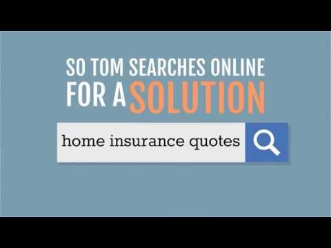 Explainer Video Templates for Home Insurance - Standard
