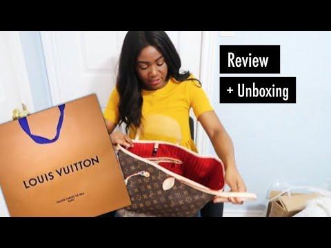 COEEBAGS REVIEW - LOUIS VUITTON NEVERFULL BAG