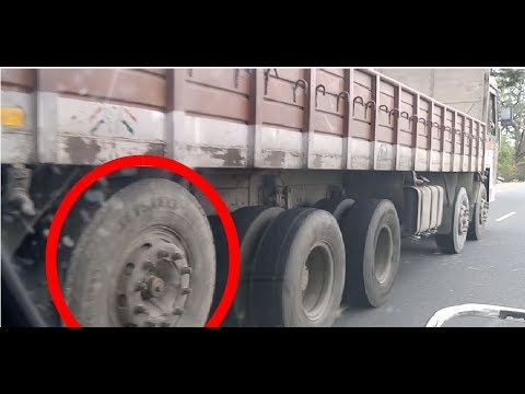 TATA 3718 3723 LPT - India's first 5 multi axle rigid truck - 14 wheeler  TAG (Pusher / lift) axle