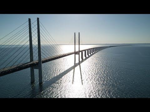 Öresund Bridge Sweden Denmark