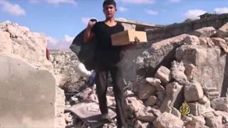 الغارات الروسية بسوريا والتحالف الرباعي