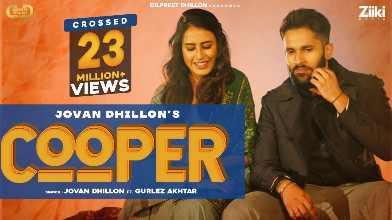 Cooper Lyrics Dilpreet Dhillon
