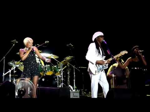 CHIC ft. NILE RODGERS  - We Are Family  (28.06.2016) 23rd Istanbul Jazz Festival