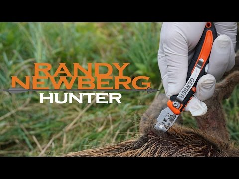 Hunting With Randy Newberg -  Knives We Use And How We Use Them