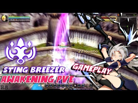 Dragon Nest Korea – Sting Breezer Awakening PVE Gameplay