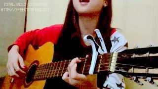 là con gái thật tuyệt guitar cover