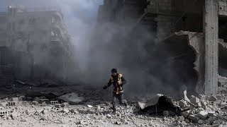 More than 400 people killed in Eastern Ghouta, Syria
