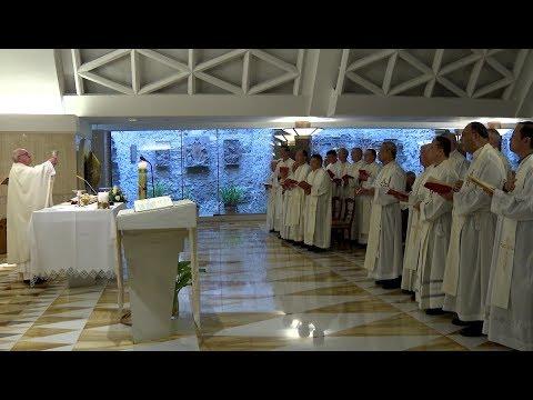 Pope Francis at Santa Marta: Bishops must focus on flock, not career