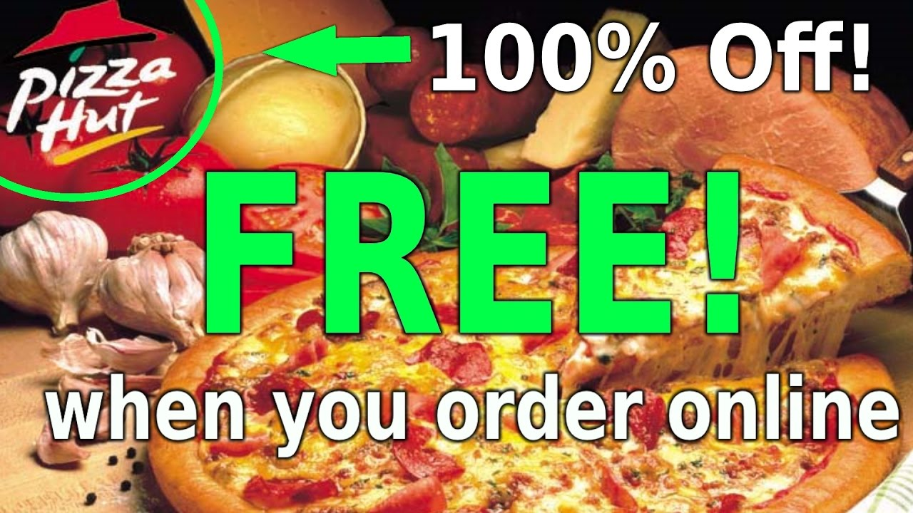 Watch How To Score Free Pizza From Pizza Hut —Forever video