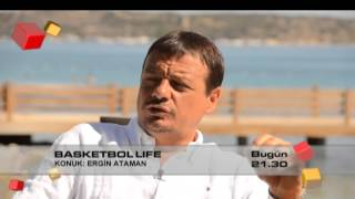 GSTV | Basketbol Life - Konuk: Ergin Ataman