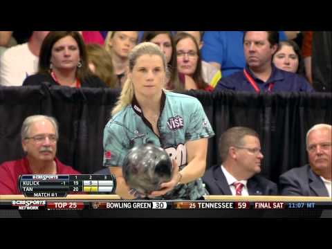 Bowlmor AMF US Women's Open 09 06 2015 (HD)