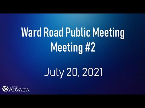 Virtual Community Meeting #2