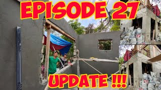EPISODE 27 UPDATE SA BAHAY || APRIL 9,2021