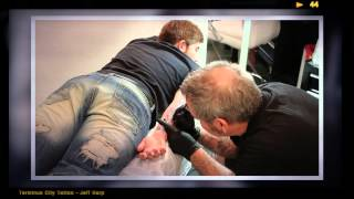 Jeff Harp - Time Lapse - Terminus City Tattoo