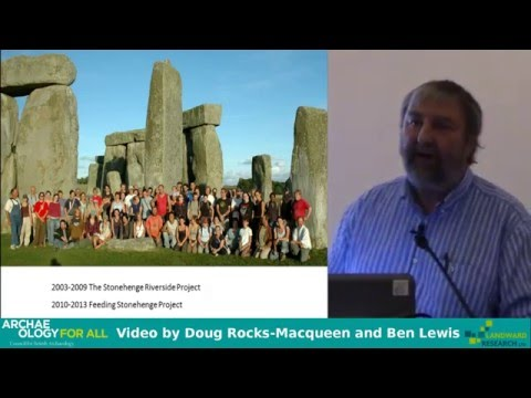 Mike Parker Pearson Stonehenge Lecture