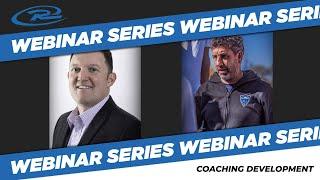 Coaching Education Webinars: Rush Webinar with Richard Shorter of Non Perfect Dad