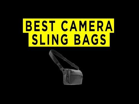 Best Camera Sling Bags - 2021