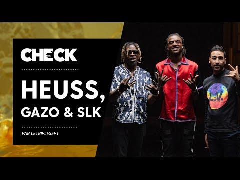 Youtube: Avec Heuss l'Enfoiré, Gazo & SLK pour une collab inédite!