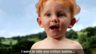 Babies on a Soapbox #2 - We Need Non-Toxic Chemical Reform!