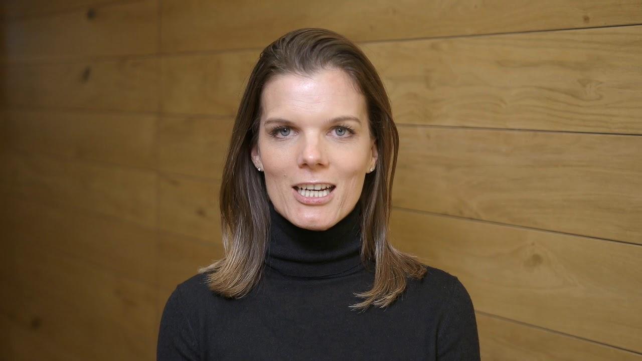 Christina Gläser - In love to work for Switzerland Tourism