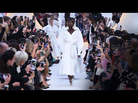 Valentino spring-summer 2020 Paris fashion week