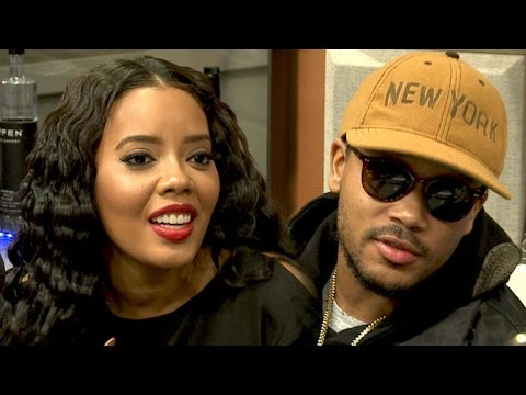 Angela Simmons and Romeo Interview at The Breakfast Club Power 105.1 (01/08/2016)