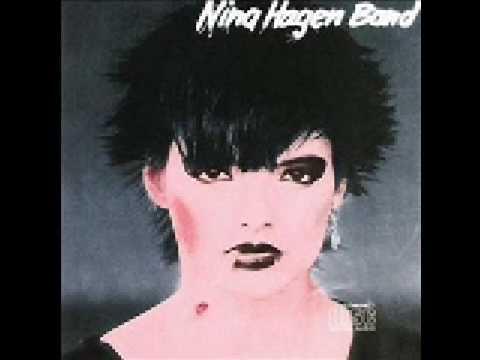 Клип Nina Hagen - Fisch im Wasser
