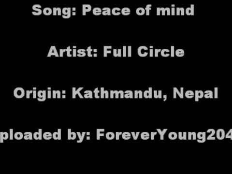 Peace of Mind - Full Circle (with lyrics)