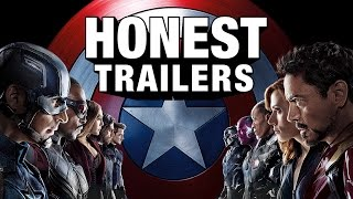 Honest Trailers S7 • E13 Honest Trailers - Captain America: Civil War