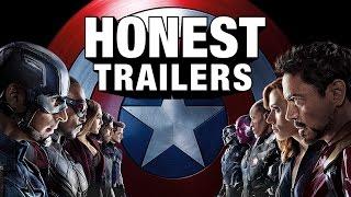 Download Honest Trailers - Captain America: Civil War Mp3 and Videos