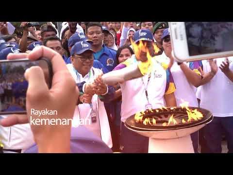 Asian Games 2018 Menyatukan Semangat Kebangsaan