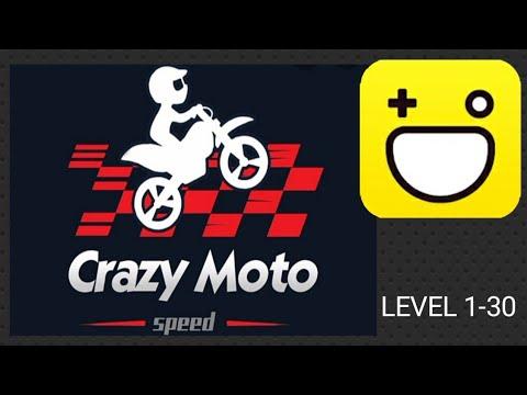 CRAZY MOTO Game