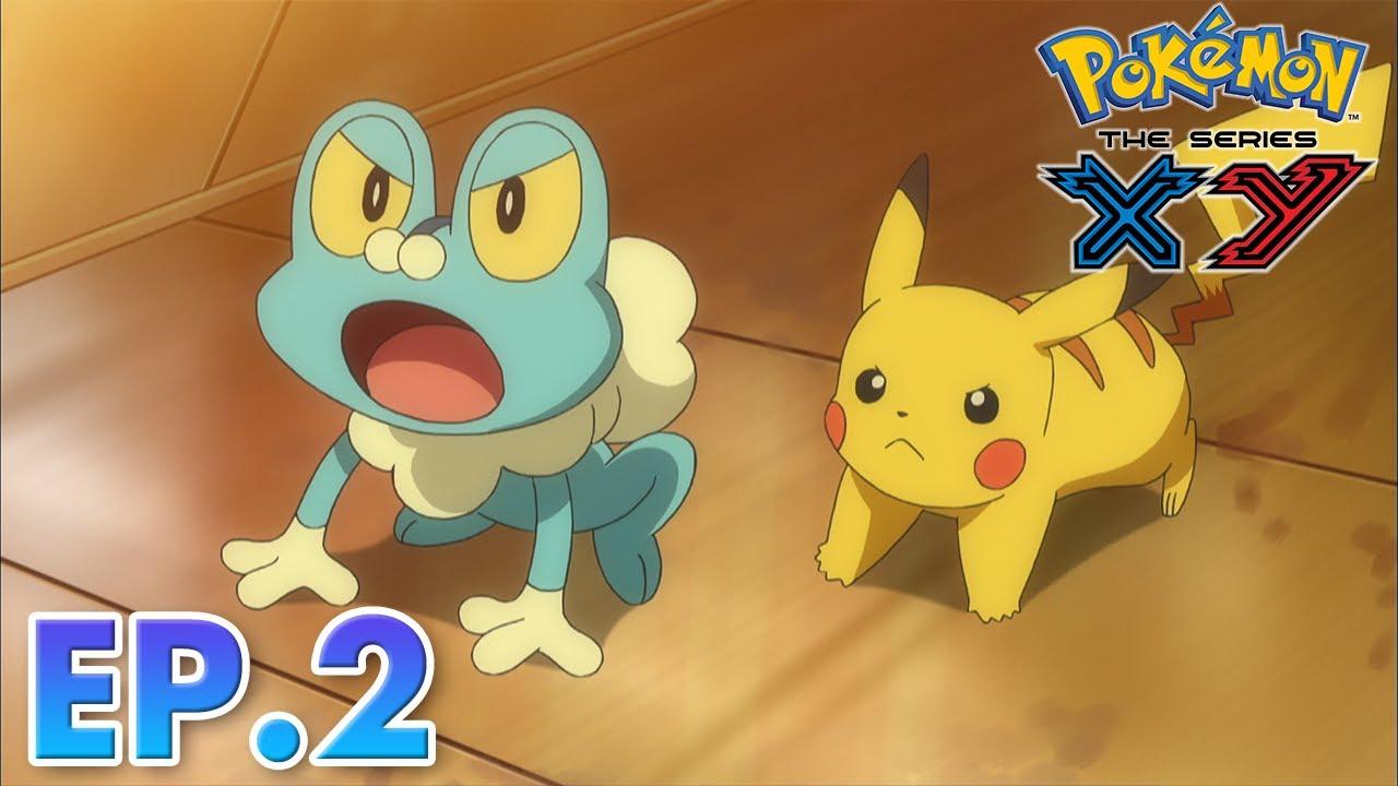 Download Pokémon the Series: XY| EP02 Lumiose City Pursuit! | Pokémon Asia ENG