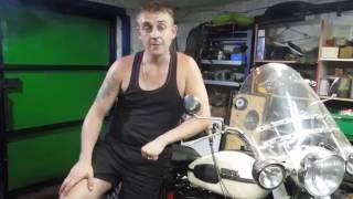 БСЗ на мотоцикл Урал-Днепр(, 2016-08-12T10:05:30.000Z)